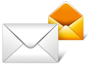 Email icons-2 letters