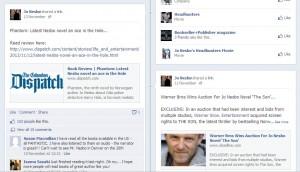 Facebook timeline - Jo Nesbo