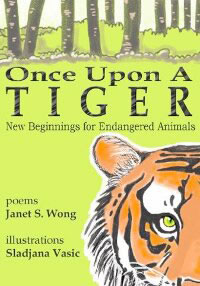 Once Upon A Tiger Cover