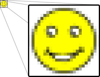 Scaling a bitmap image