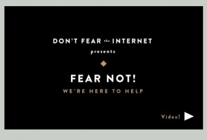 VIDEO: Don't fear the internet