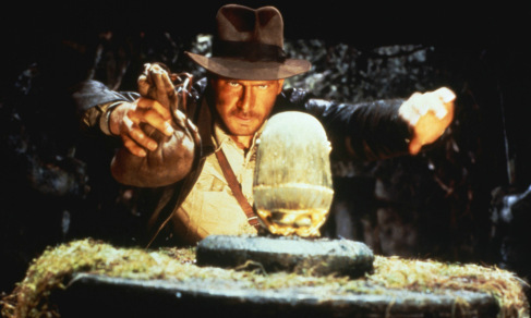 Indiana Jones Swap