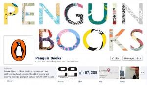 Penguin Facebook Page