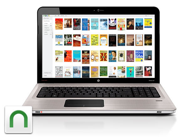 Nook for PC