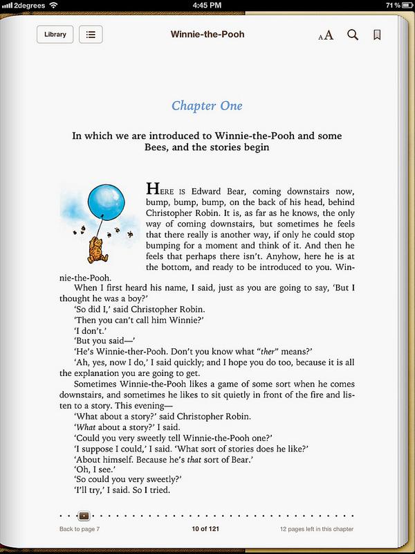 Winnie - Chapter One