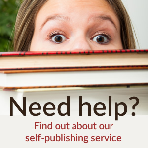 Need help? Find out about our self publishing services.